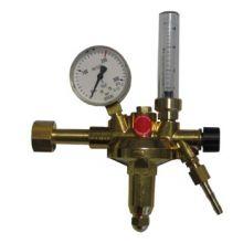 Druckminderer für CO²/Argon m. Flowmeter