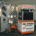 Weiterentwicklung Cronitex