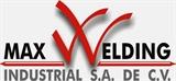 Max Welding logo