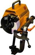 CRONITEX WIG-SPITZ Wolframelektrodenanschleifgerät; das Präzisionsgerät zum perfekten Anschleifen.